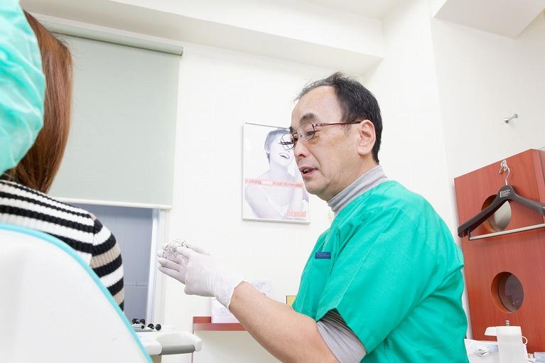 市岡歯科クリニックの床矯正治療